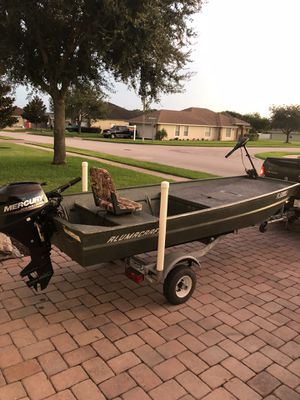 New and Used Deck boat for Sale in Zephyrhills, FL - OfferUp