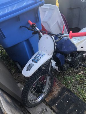 Yamaha pw80 1995 for Sale in Graham, WA