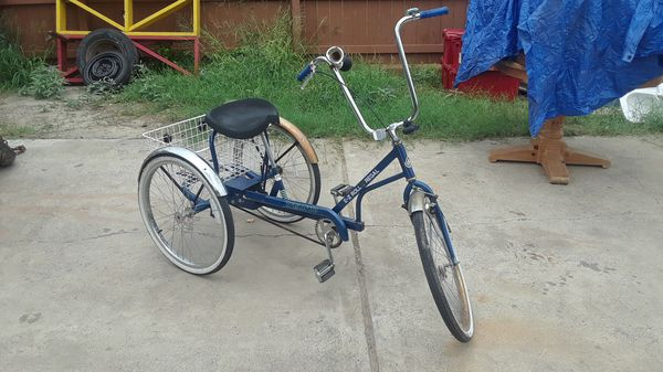 Trailmate Ez Roll Regal Tricycle For Sale In Mcallen Tx Offerup