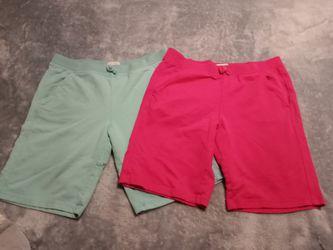 Girls Shorts Xl 14 Thumbnail