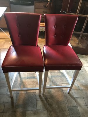2 Barstools for Sale in Appomattox, VA