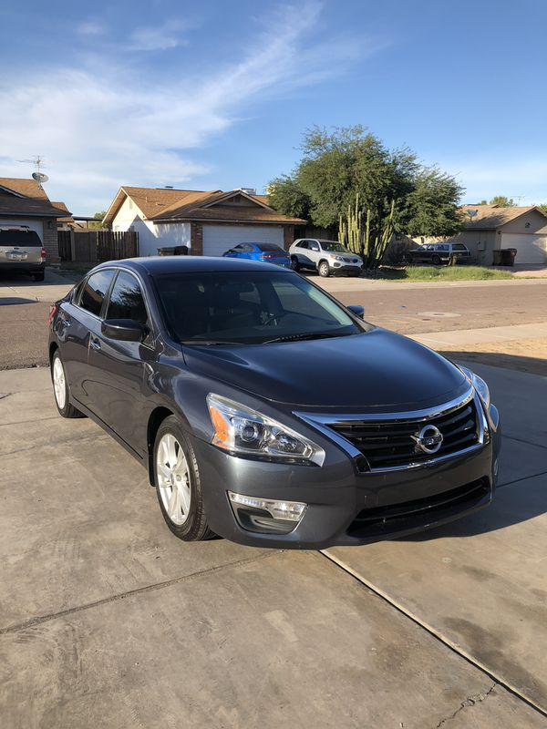 2013 Nissan Altima Sv Full Loaded Clean Title Very Low