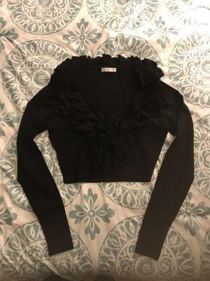 Black top size small-medium for Sale in Alexandria, VA