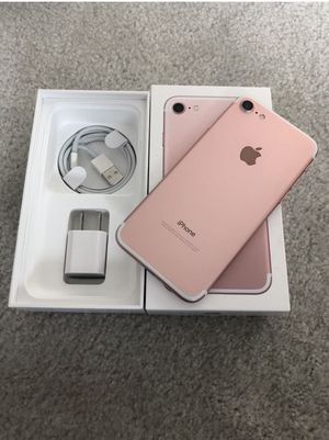 iPhone 7 128 GB like new for Sale in Herndon, VA