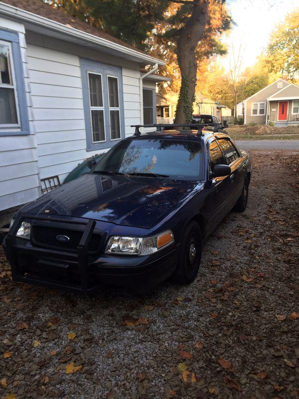 Ford Crown Victoria Police Interceptor Package
