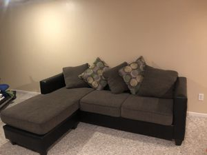 Sectional Couch Gently Used 250 Or Best Offer Need It Gone Asap For