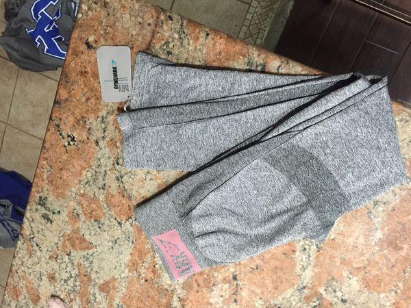 e7f2ec119ef7 Gymshark flex high waisted leggings for Sale in Berenda
