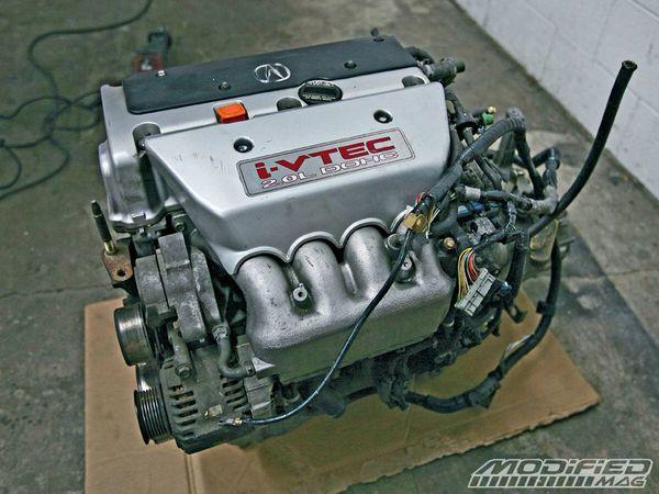 K20a2 Acura Rsx Type S Engine Motor K20z3 K20z1 K20 Dc5