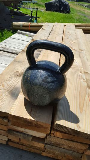 90 lb cowbell weight for Sale in Salt Lake City, UT