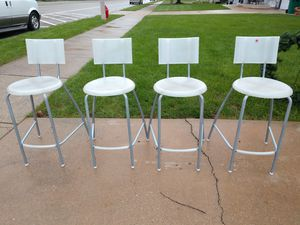 Incredible New And Used Bar Stools For Sale In Aurora Il Offerup Bralicious Painted Fabric Chair Ideas Braliciousco