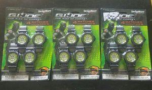 GI Joe watch packs for Sale in Virginia Beach, VA