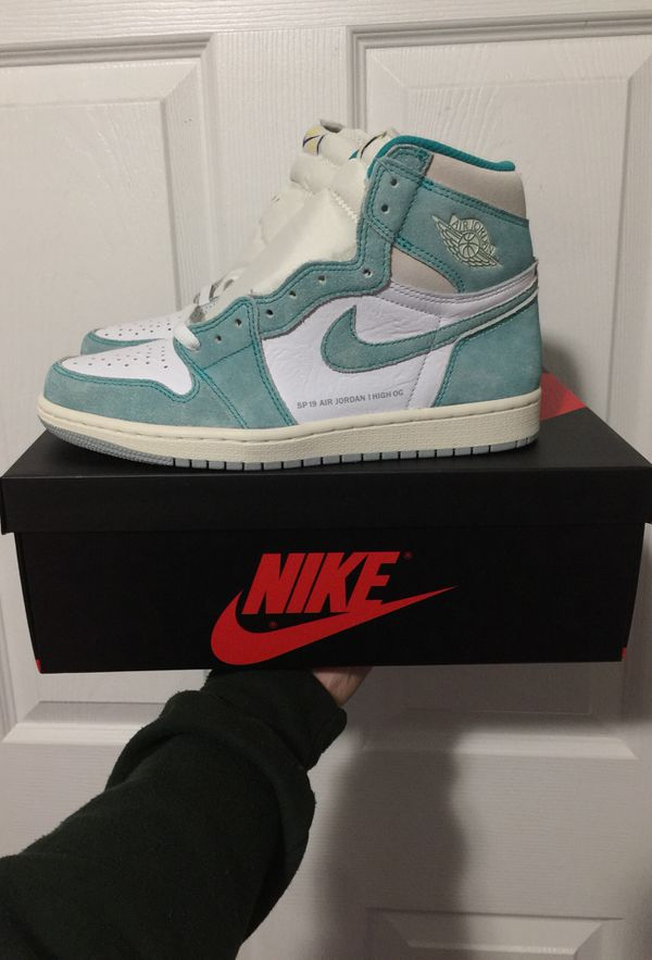 premium selection f7fd1 8066d NIKE AIR JORDAN 1 RETRO HIGH EP GG SERENA SZ 9Y  WOMENS SZ 10.5 11   873863-609  for Sale in Lansing, IL - OfferUp