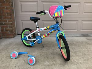 Girls 16 inch Little Misfit Bicycle for Sale in NO HUNTINGDON, PA