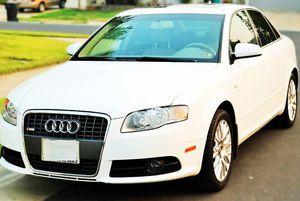 2008 Audi A4 White for Sale in Washington, DC
