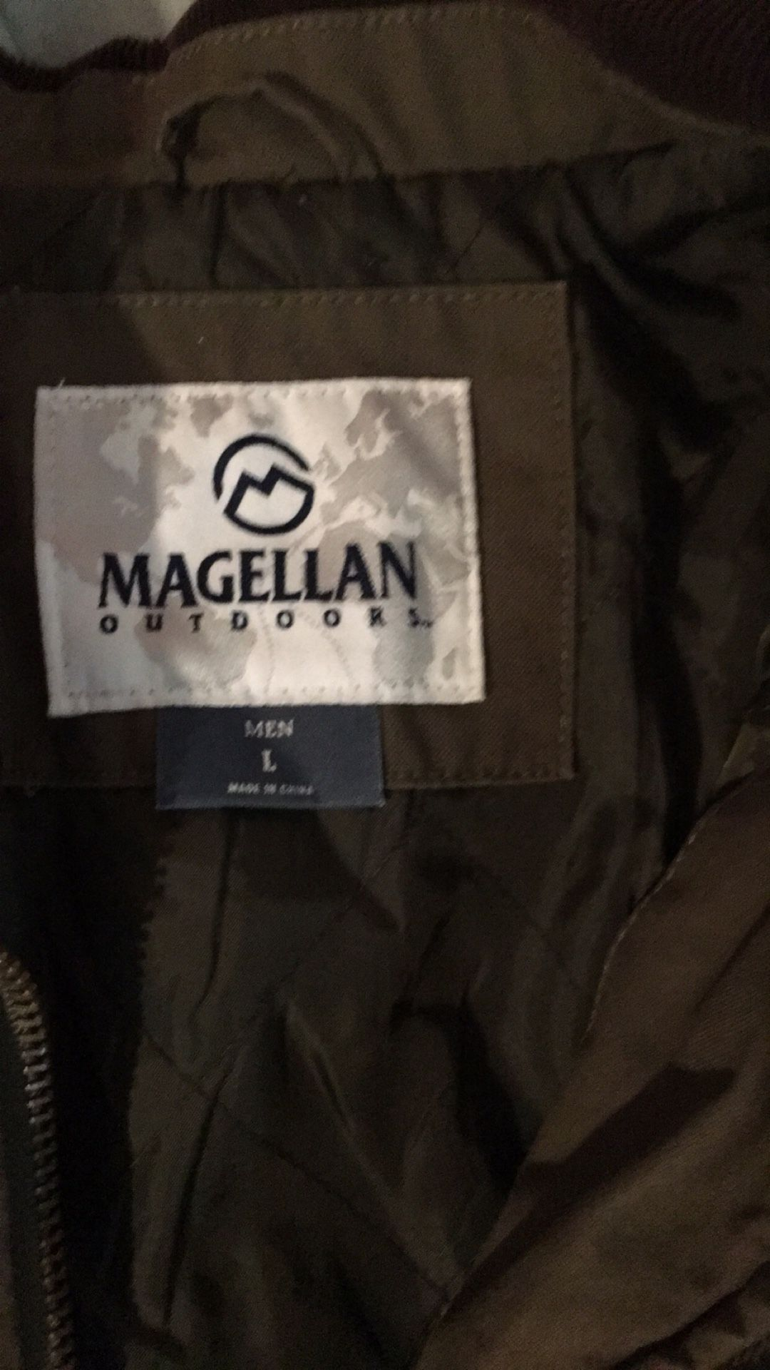 Magellan coat
