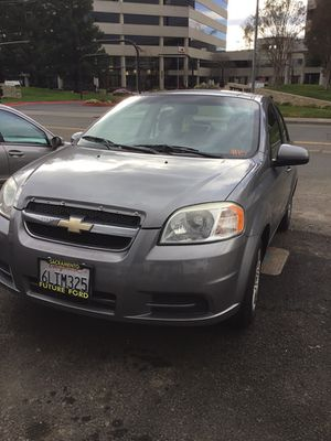 2010 Chevy Aveo For 5800 For Sale In Sacramento Ca Offerup