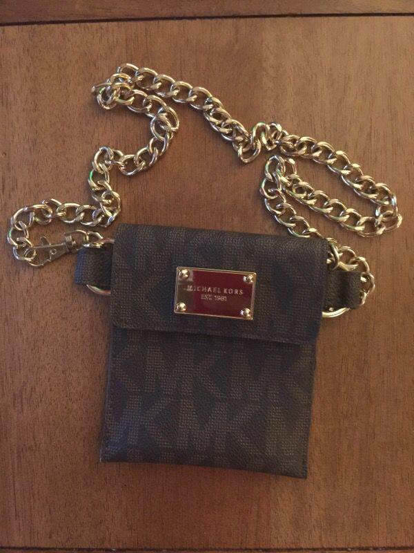 6c9f84524345 Michael Kor fanny pack belt for Sale in Queens