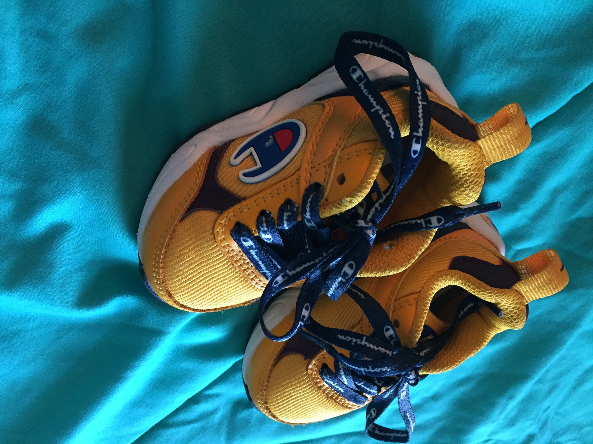 Baby champion shoes