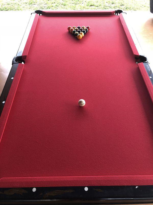 Brunswick Monarch Pool Table For Sale In Miami FL OfferUp - Brunswick monarch pool table for sale