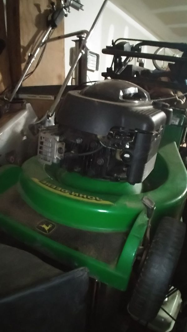 John Deere Honda Lawn Mower Tools Vintage For Sale In San