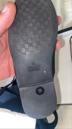 Gucci Dress Shoes Size 26  Thumbnail