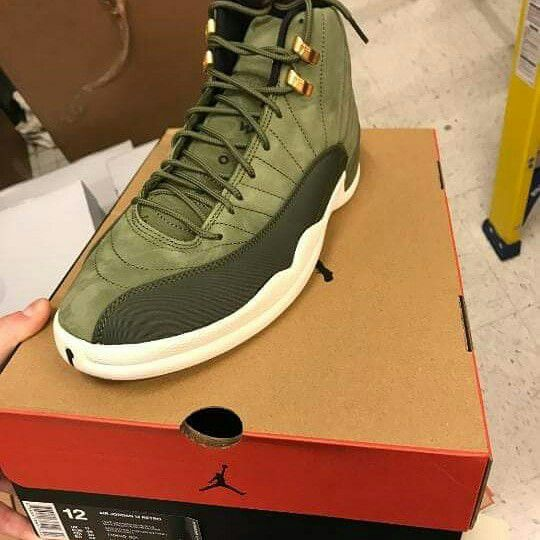 official photos 44054 27e39 Olive 12s early release men's and gradeschool for Sale in Milwaukee, WI -  OfferUp