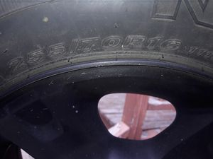 """Tires for Ford Explorer """"16 for Sale in Aurora, IL"""
