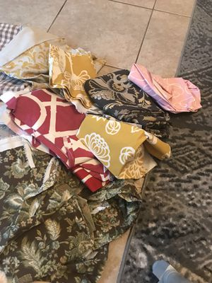 Upholstery fabric and vintage fabric for Sale in Austin, TX