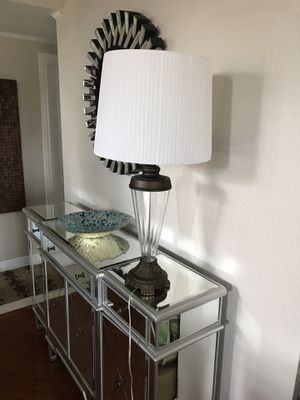 Bedroom lamps set for Sale in Mission Viejo, CA