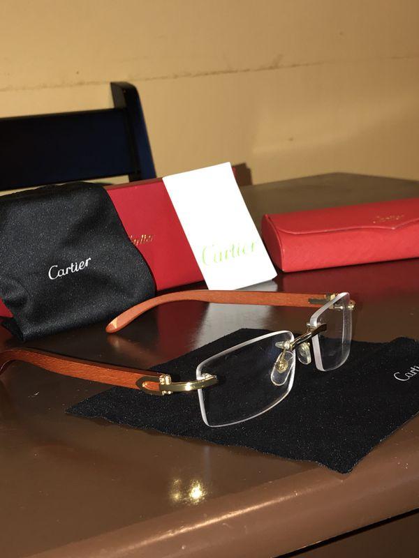 d95411043b Used Cartier C Devor Vintage Eyewear for Sale in Hayward