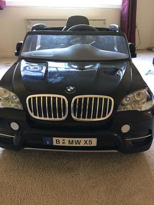 Motorized kids BMW for Sale in Arlington, VA