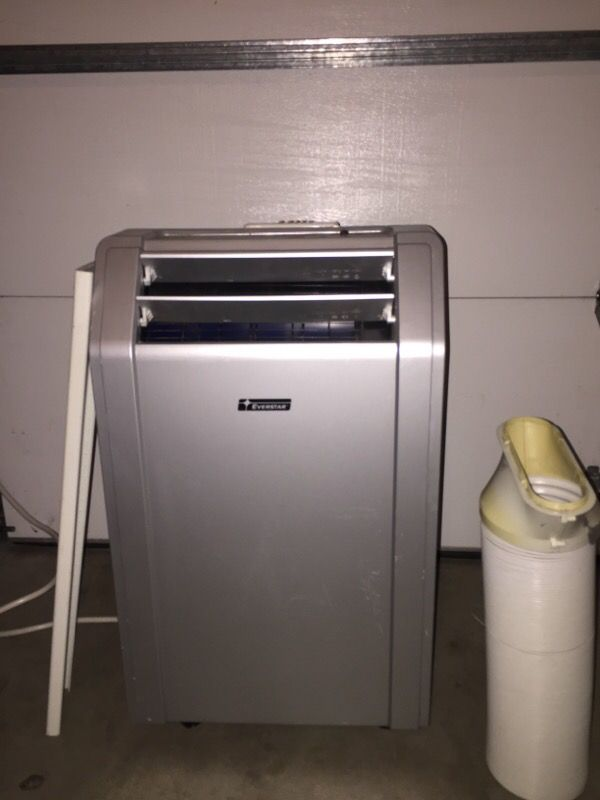 Everstar Portable Air Conditioner 9500 BTU Great Working Condition For Sale In San Jose CA