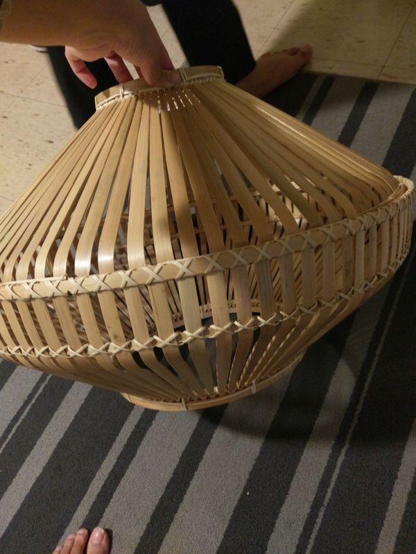 Ikea lamp shade for sale in buffalo ny offerup aloadofball Choice Image