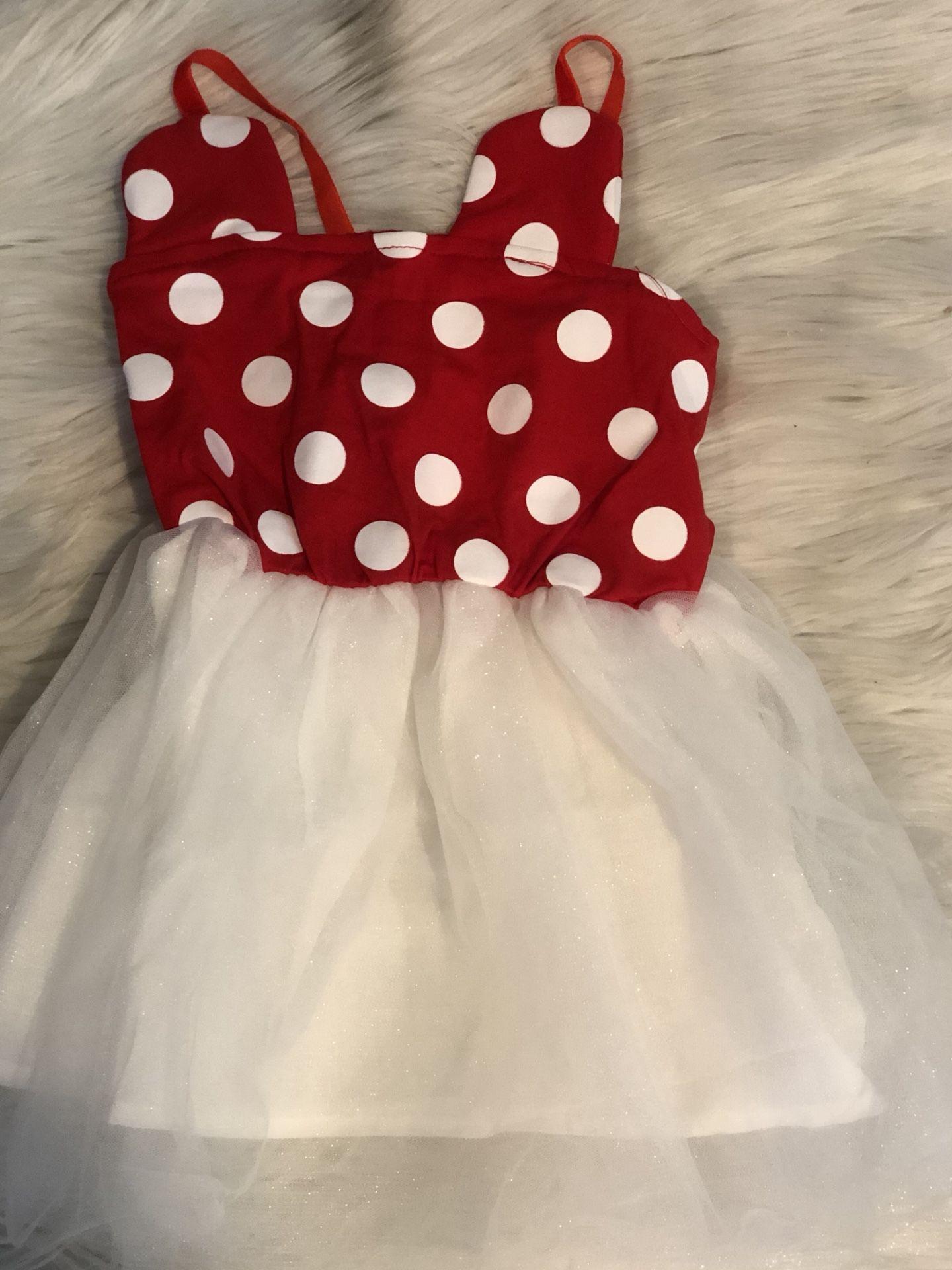Minnie Mouse tutu dress-Brand New size 12months