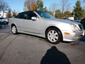 2000 Mercedes-Benz clk 320 for Sale in Frederick, MD