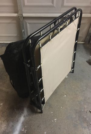 Sleeping cot foldable for Sale in Las Vegas, NV