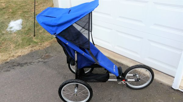 Baby Jogger 2 16 Baby Jogging Stroller For Sale In Middlebury Ct Offerup