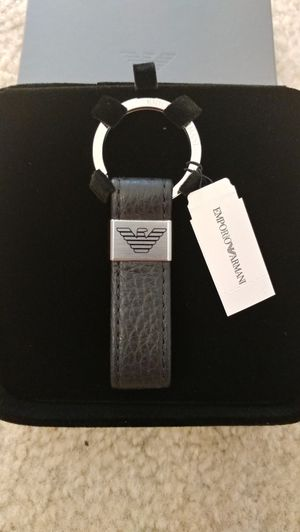 Emporio Armani key ring for Sale in Kissimmee, FL