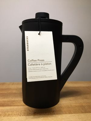 Starbucks 8-Cup Coffee Press for Sale in San Francisco, CA - OfferUp