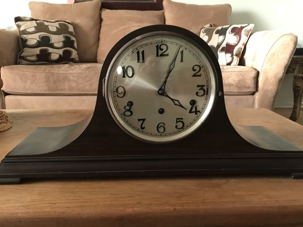 kienzle chime tambour mantle pendulum clock for Sale in Riverside, CA -  OfferUp