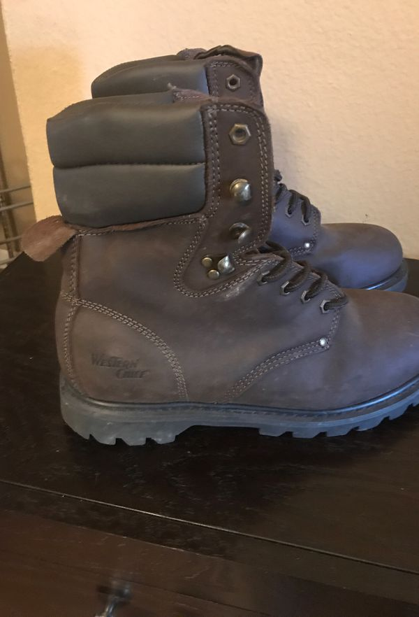 e2fa88474803d Great condition Western Chief Men's oil resistant work boots size 10.5!!!!  Great great condition and willing to meet within reason! $35 OBO for Sale  ...