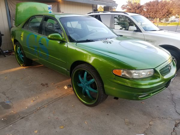 Candy Regal On 24s Rubs Great 1500obo For Sale In Oakland Ca Offerup