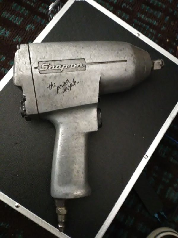 SNAP ON M5100 1/2' drive air ratchet  for Sale in Denton, TX - OfferUp