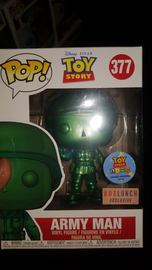 army man funko pop for Sale in Kissimmee, FL