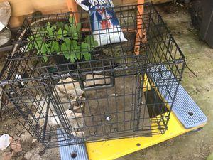 Dog cage for Sale in Manassas, VA