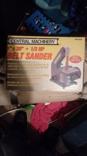 New belt sander for Sale in Gaithersburg, MD