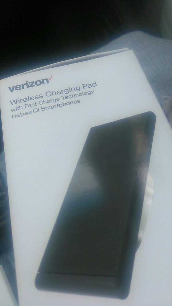 Verizon wireless charging pad cell phones in hayward ca offerup publicscrutiny Gallery