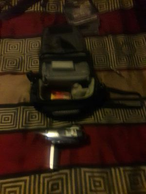 BCC CAMCORDER WITH EXTRA TAPE for Sale in Seattle, WA
