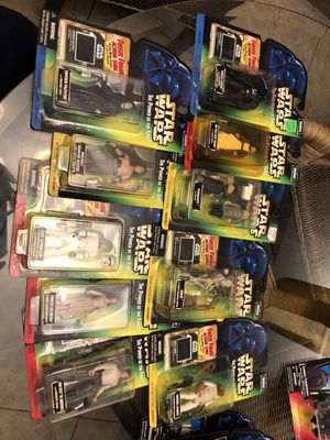10 Star Wars Action Figures Collection NEW Lower Price for Sale in Orlando, FL