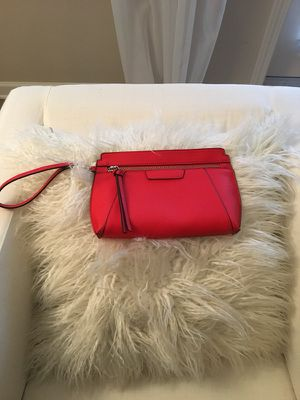 Express Red clutch/wristlet Perfect for UGA or Falcons fan! for Sale in Atlanta, GA